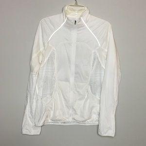 Lululemon Mesh Running Jacket